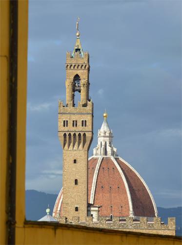 Campanile and Duomo, Florence