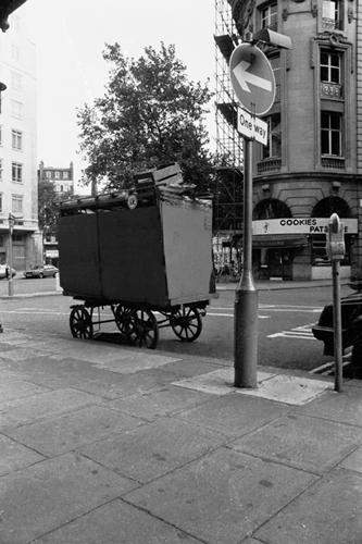 Catherine Street, Covent Garden, London