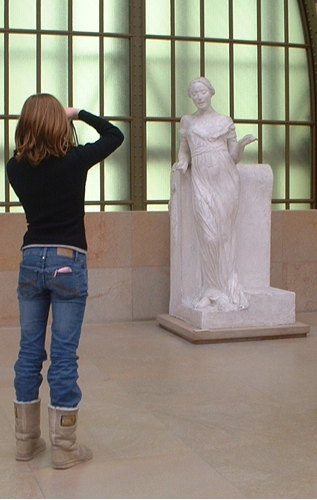 Holly McSweeney, Musée d'Orsay, Paris