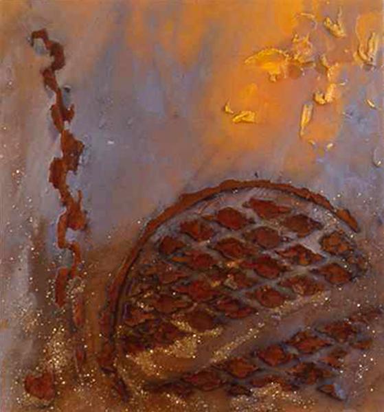 Iron Painting #17