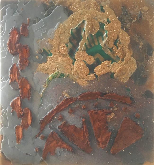 Iron Painting #18