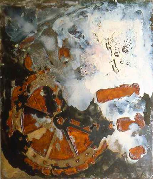 Iron Painting #20