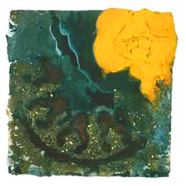 Iron Painting #8