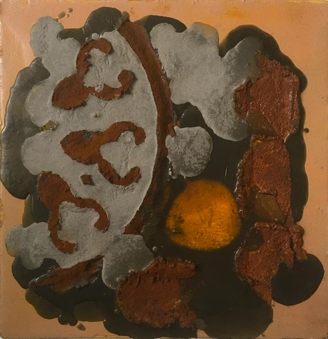 Iron Painting #9