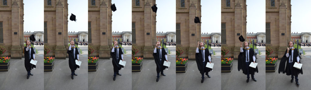 Jack McSweeney Graduation Day