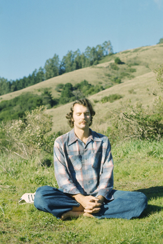 Meditation, Marin County, California