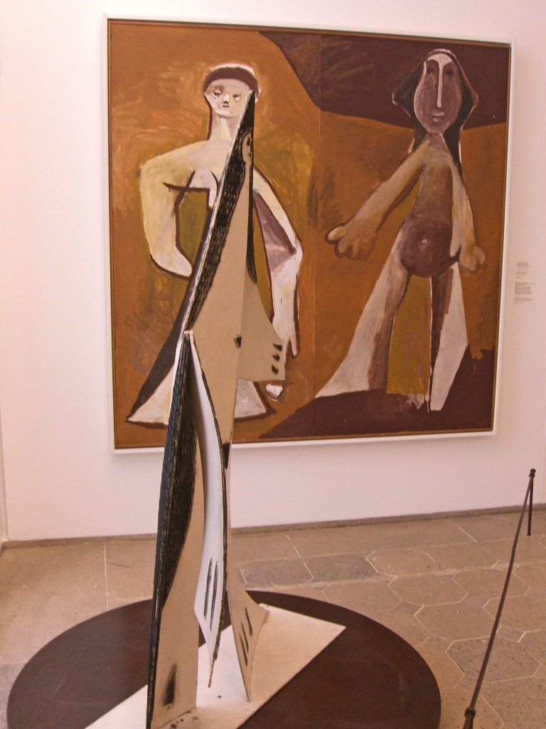 Painting and Sculpture, Musée Picasso, Paris, 2009