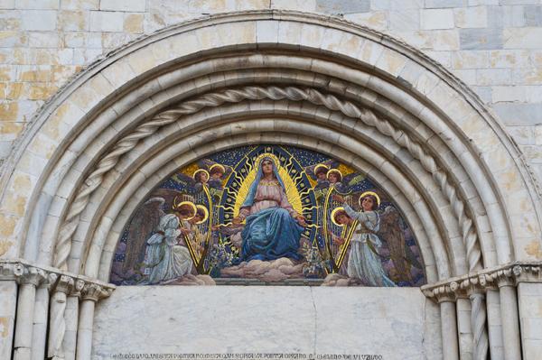 Concattedrale di Santa Maria Assunta di Sarzana, Liguria
