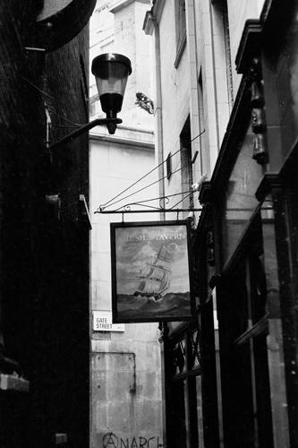 Ship Tavern, Gate Street, London