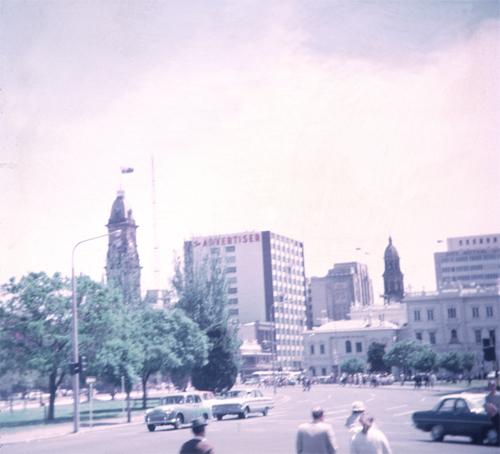 Victoria Square, Adelaide,1967