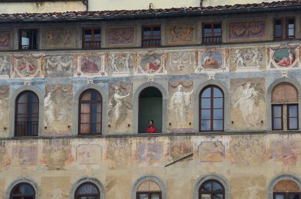 Piazza Santa Croce, Florence