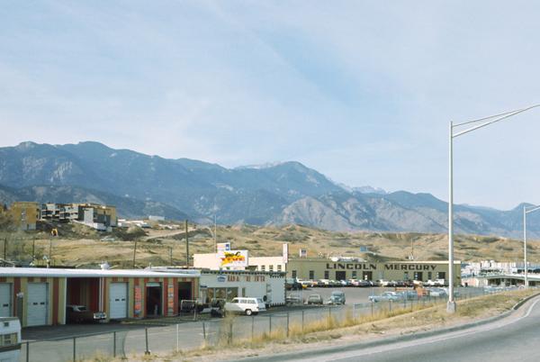 Interstate 25, Colorado