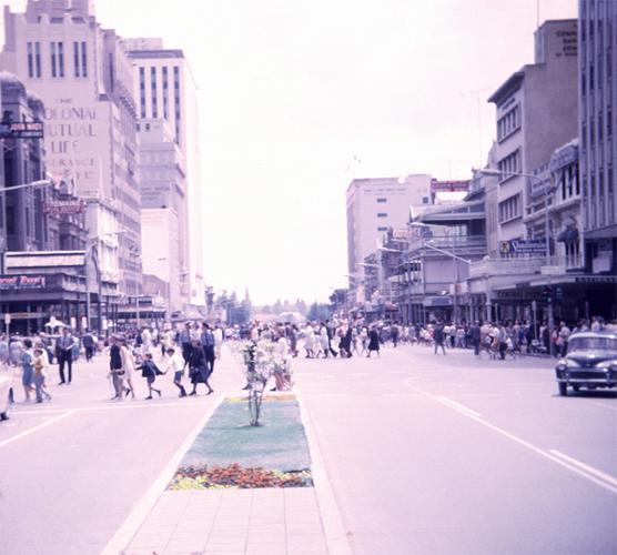 King William Street, Adelaide, South Australia,