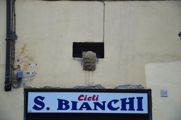 Via San Gallo 38, Florence
